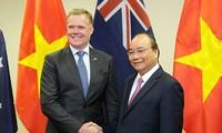 Премьер Вьетнама принял спикера палаты представителей федерального парламента Австралии