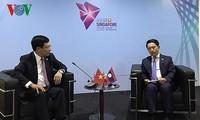 В Сингапуре прошла конференция «Инициатива по развитию низовья реки Меконг»