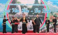 В уезде Моктяу проходит Неделя культуры и туризма провинции Шонла 2018