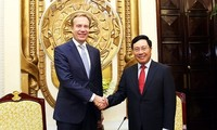Борге Бренде: Мы высоко оцениваем роль Вьетнама в работе ВЭФ