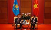 Вьетнам и Казахстан активизируют сотрудничество в сфере государственного аудита
