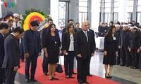 Мировые СМИ освещают торжественную церемонию прощания с президентом Вьетнама Чан Дай Куангом