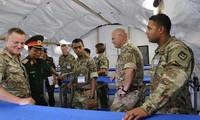 США помогут Вьетнаму создать военно-полевой госпиталь второго уровня