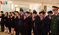 В Японии состоялась церемония прощания с бывшим генсеком ЦК КПВ До Мыоем