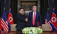 США и КНДР договорились о проведении второго саммита в кратчайшие сроки