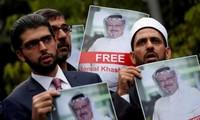 ФРГ, Франция и Великобритания призвали расследовать пропажу саудовского журналиста