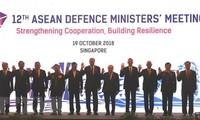 ADMM-12: АСЕАН создаст сеть по борьбе с новыми вызовами безопасности
