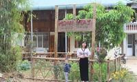 Хоумстэй-туризм изменяет к лучшему облик деревни в общине Чиенгсом