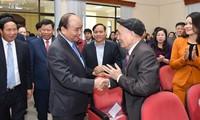 Премьер Вьетнама встретился с избирателями Хайфона после  6-й сессии Нацсобрания