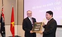 В Канберре прошёл первый раунд вьетнамо-австралийского диалога по безопасности