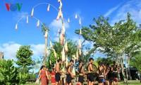 Неделя культуры и туризма провинции Контум произвела сильное впечатление на туристов
