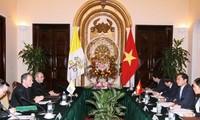 В Ханое прошёл 7-й раунд заседания совместной вьетнамо-ватиканской рабочей группы