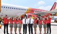 Вьетнамская авиакомпания «Vietjet» открыла прямой рейс Фукуок-Сеул