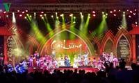 В г.Хошимине прошёл вечер, посвящённый театральному искусству «кайлыонг»