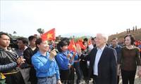 Нгуен Фу Чонг: посадка деревьев приносит стране большую пользу