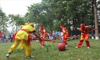 В разных районах Вьетнама проходят весенние культурные мероприятия