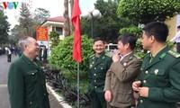 В провинции Хазянг прошла беседа в честь 40-летия войны по защите северной границы Вьетнама