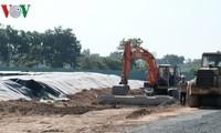Сосредоточены силы на реализации проекта отчистки аэропорта Биенхоа от диоксинов