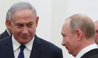 Лидеры России и Израиля отложили встречу в Москве