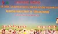 Во Вьетнаме проходят различные мероприятия в рамках «Года безопасности женщин и детей»