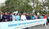 Премьер Вьетнама: обеспечение счастья и безопасности женщин и детей – это цель действия