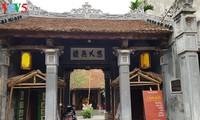 Культ основателей промыслов в ремесленных деревнях Вьетнама