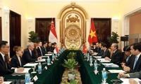 Вьетнам и Сингапур активизируют отношения стратегического партнёрства