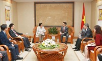 Вице-премьер Вьетнама Ву Дык Дам принял заместителя гендиректора МАГАТЭ