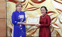 Активизация дружбы и сотрудничества между народами Вьетнама и Армении