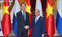 Вьетнам и Нидерланды договорились вывести отношения на уровень всеобъемлющего партнёрства