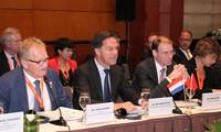 Марк Рютте: продолжим отменять барьеры в отношении предприятий Нидерландов и Вьетнама
