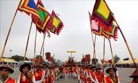 В рамках праздника храма королей Хунгов 2019 проходят различные мероприятия для туристов