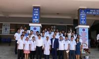 Во Вьетнаме прошел митинг по случаю Всемирной недели иммунизации