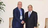 Премьер Вьетнама принял участников 44-го заседания исполкома ОАНА