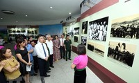Во Вьетнаме проходит выставка в честь 65-летия победы под Диенбиенфу