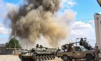 Вооружённые столкновения произошли на юге Триполи