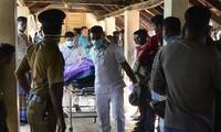 Взрывы на Шри-Ланке во время празднования католической Пасхи