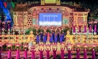 Фестиваль традиционных промыслов Хюэ 2019: подтверждение вьетнамского бренда