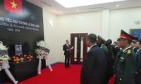 Во многих странах прошла церемония прощания с экс-президентом Вьетнама Ле Дык Анем