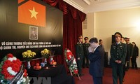 В России и Сингапуре состоялась церемония прощания с экс-президентом СРВ Ле Дык Анем