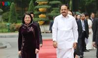 Вице-президент Вьетнама провела переговоры с индийским коллегой