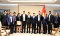 Поощряется расширение вьетнамо-французского сотрудничества в сфере авиации
