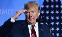 Президент США Дональд Трамп предостерег Иран от войны