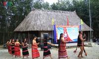 Новая жизнь селения Дакранг, расположенного вдоль тропы Хо Ши Мина