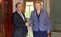 Премьер-министры Вьетнама и Норвегии провели переговоры