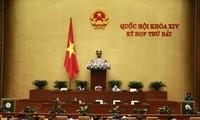 Нацсобрание Вьетнама обсудило ряд важных социально-экономических вопросов