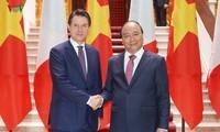 Вьетнам поддерживает Италию в развитии отношений со странами АСЕАН