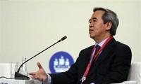 Нгуен Ван Бинь выступил с речью на открытии ПМЭФ-2019
