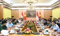 В Ханое прошёл первый вьетнамо-индонезийский диалог по оборонной политике