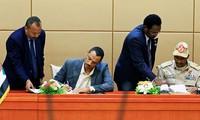 В Судане военные и оппозиция подписали конституционную декларацию